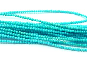 Turquoise Rond Ø3mm
