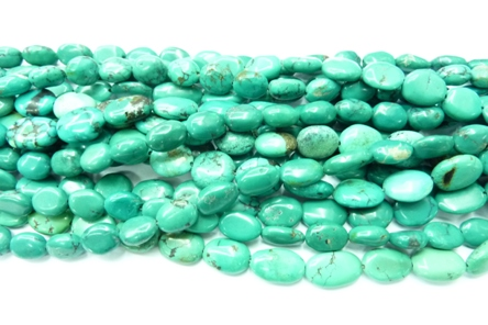 Turquoise Oval Plat
